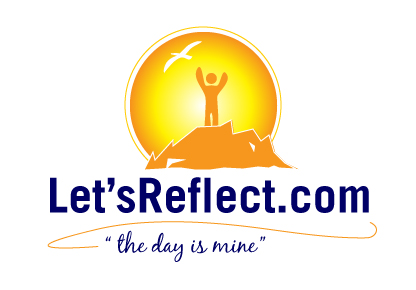Let'sReflect.com Logo