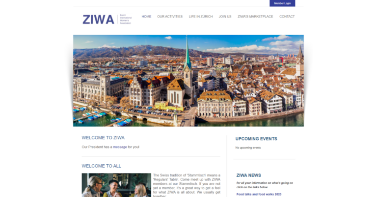 Zurich International Women's Association